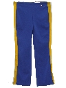 Mens Flared Track Pants