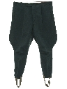 Mens Jodhpurs Uniform Pants