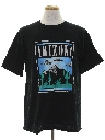 Unisex Totally 80s Travel T - shirt