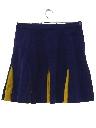 Womens Wool Cheerleading Skirt