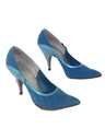 Womens Accessories - Suede Heels Shoes
