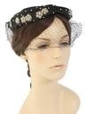 Womens Accessories - Half Hat