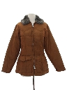 Womens Mod Coat Jacket