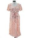 Womens Hippie Dress