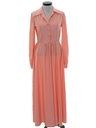 Womens Maxi Lounge Dress