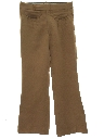 Mens Flared Western Style Mod Bellbottoms Pants