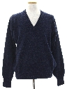 Mens Wool Sweater