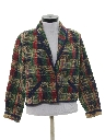 Womens Wicked 90s Equestrian Style Jacket
