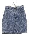 Womens Wicked 90s Denim Skirt