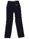 Womens High Waisted Tapered Leg Denim Jeans Pants