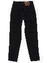 Womens Levis High Waisted 550 Denim Jeans Pants