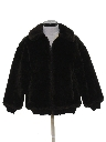 Womens Faux Fur Coat Jacket
