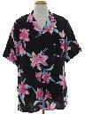 Mens Totally 80s Hawaiian Shirt