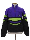 Mens Totally 80s Windbreaker Jacket