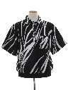 Mens Totally 80s Style Shirt