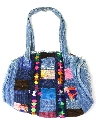 Womens Accessories - Denim Hippie Purse