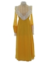 Womens Maxi Prairie Dress