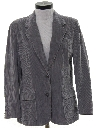 Womens Corduroy Blazer Sport Coat Jacket