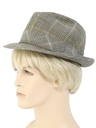 Mens Accessories - Fedora Hat