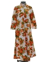 Womens Mod Lounge Maxi Dress