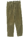 Mens Wicked 90s Corduroy Pants