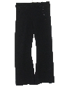 Mens Navy Issue Wool Bellbottom Pants