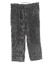 Mens Wicked 90s Cropped Corduroy Pants