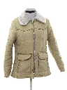 Womens Western Style Totally 80s Ski Jacket