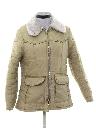 Womens Western Style Totally 80s Ski Jacket