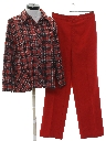 Womens Leisure Suit