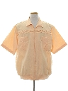 Mens Totally 80s Resort Wear Style Shirt