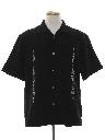Mens Guayabera Style Shirt