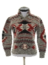 Womens Southwestern Sweater