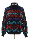 Womens Totally 80s Cosby Sweater