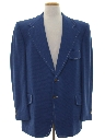 Mens Polyester Disco Blazer Sport Coat Jacket