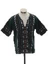 Unisex Guatemalan Style Hippie Shirt