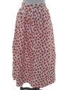 Womens Maxi Hippie Skirt