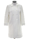 Womens Mod Knit Coat Jacket Dress