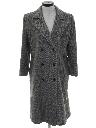 Womens Wool Coat Jacket