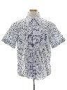 Mens Mod Print Shirt