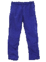 Womens 90s Baggy Track Pants