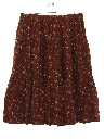 Womens Designer Hippie Skirt
