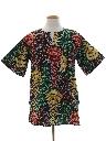 Unisex Ethnic African Hippie Style Shirt