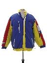 Mens Racking Style Ski Jacket