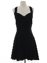Womens Wicked 90s Mini Prom Or Cocktail Dress