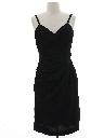 Womens Mini Cocktail Dress