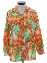 Womens Hawaiian Inspired Shirt