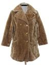 Womens Faux Fur Coat Jacket