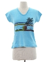 Womens Totally 80s Travel T-shirt