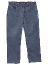 Mens Jeans-cut Pants